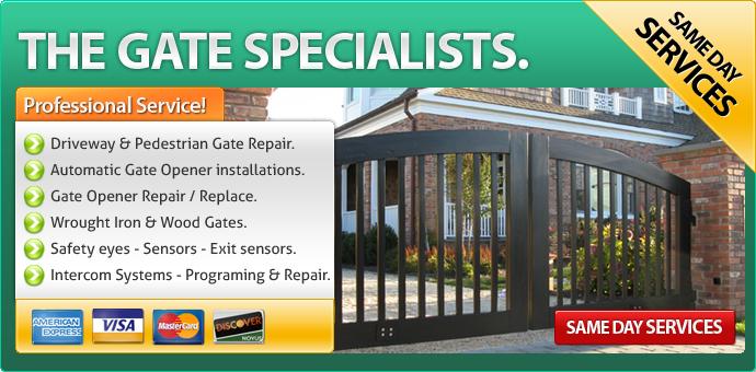Gate Repair Coronado CA